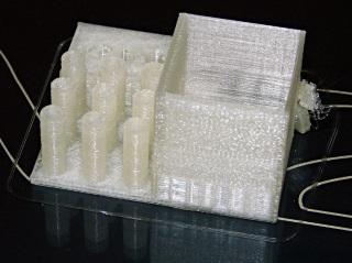 M2 - MAKE Magazine Torture Test - box and pillars