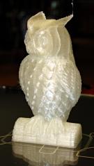 M2 - cushwa Owl - half scale