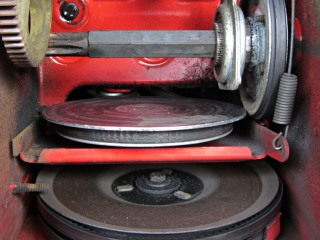 MTD Snowthrower - transmission failure