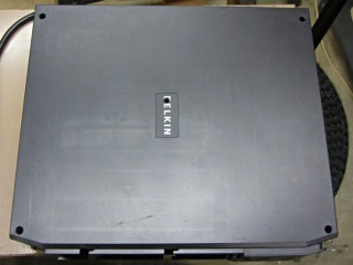 Belkin F6C1500 UPS Cover Screw Locations