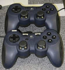 Logitech Dual Action Gamepads - Mac vs PC