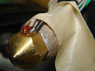 M2 - extruder - thermistor-thermocouple