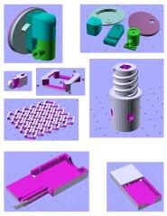 Nisley - Solid Models - Demo Sheet 1