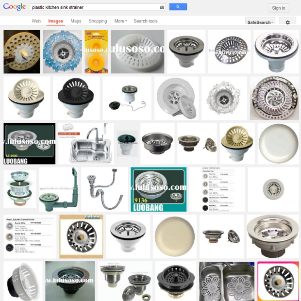 Plastic Kitchen Sink Strainer - Image search results