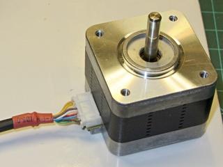 Mesa 7i76 vs m542 vs stepper motor wiring the smell of for Stepper motor vs servo