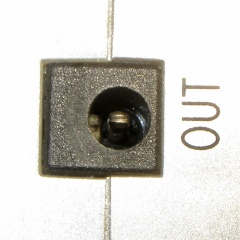 LiIon Pack - output socket