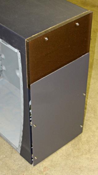 Dell PC case - front panels
