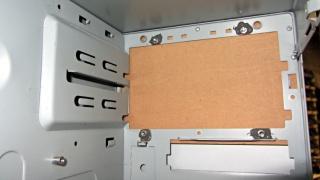 Dell PC case - polycarb panel mounts