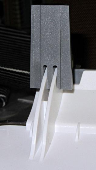 HP 3970 Scanjet - intact hinge