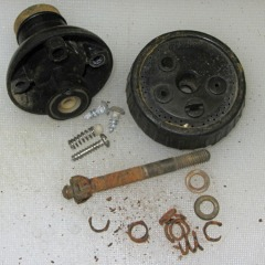 Garden sprayer - corroded spring
