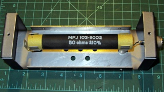 MFJ-260B HF Dummy Load - power resistor