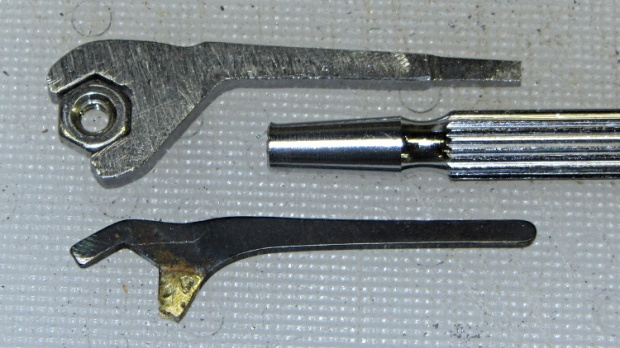 Precision wrench - detail