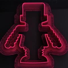 Afinia Robot - scan