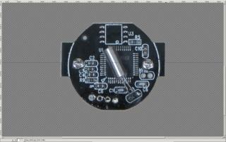 Camera PCB - isolated - scaled