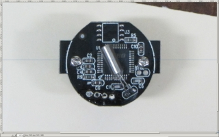 Camera PCB - scissors selection - scaled