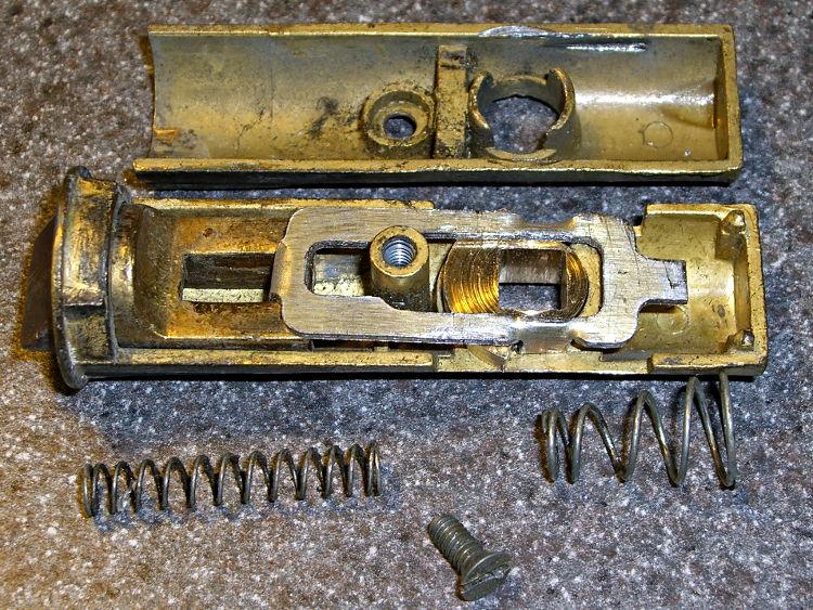 Storm Door Latch Repair Parts The Smell Of Molten