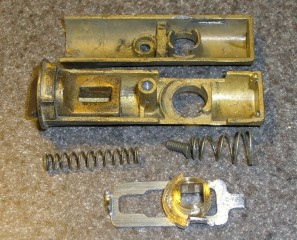 Door Latch Parts