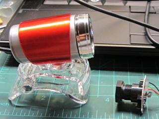 Fashion USB video - case vs camera