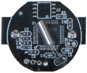 Camera PCB - isolated - scaled