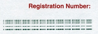 Survey Registration Number