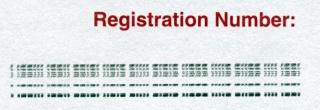 Survey Registration Number