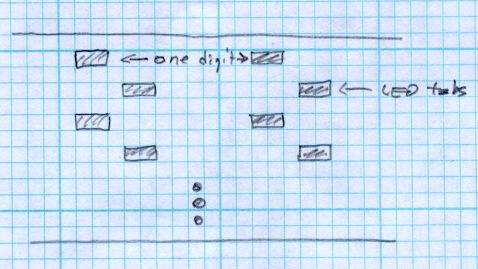 Sheet tab layout doodle