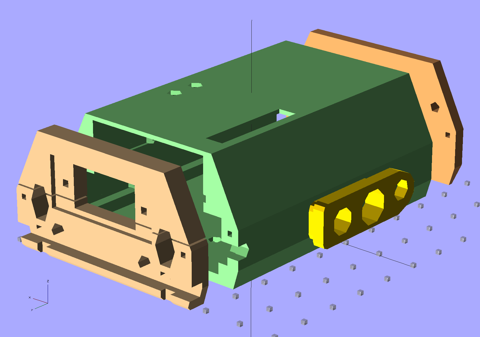 Practical Solid Modeling for 3D Printing with OpenSCAD | The Smell