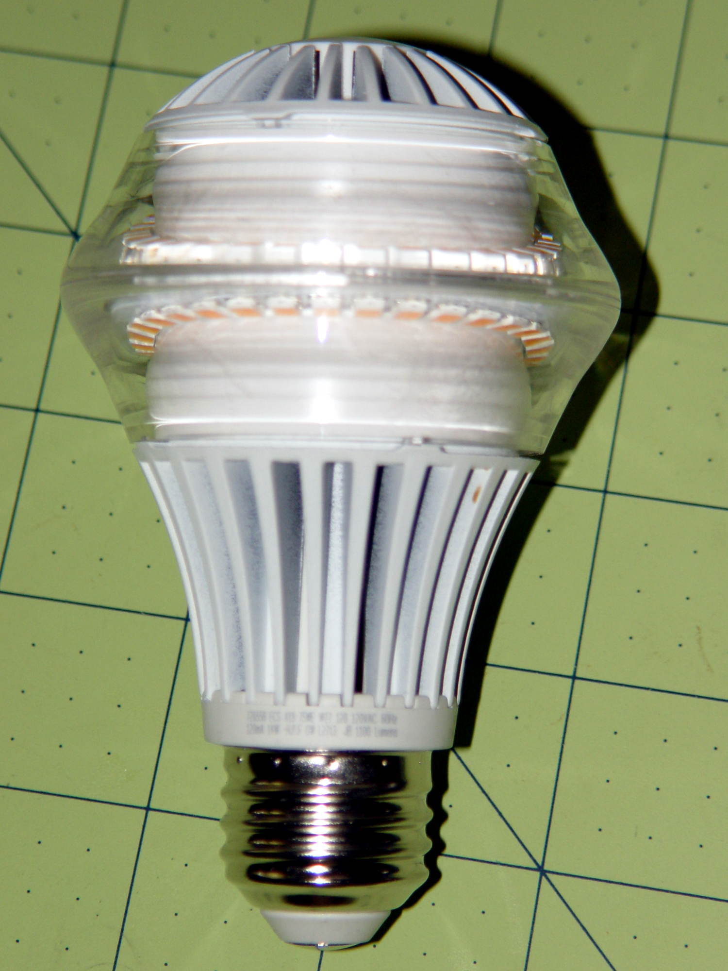 Led Bulb Lifespan Vs Warranty The Smell Of Molten