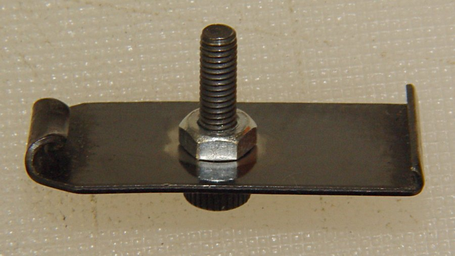 Browning Hi-Power magazine - drilled floor plate