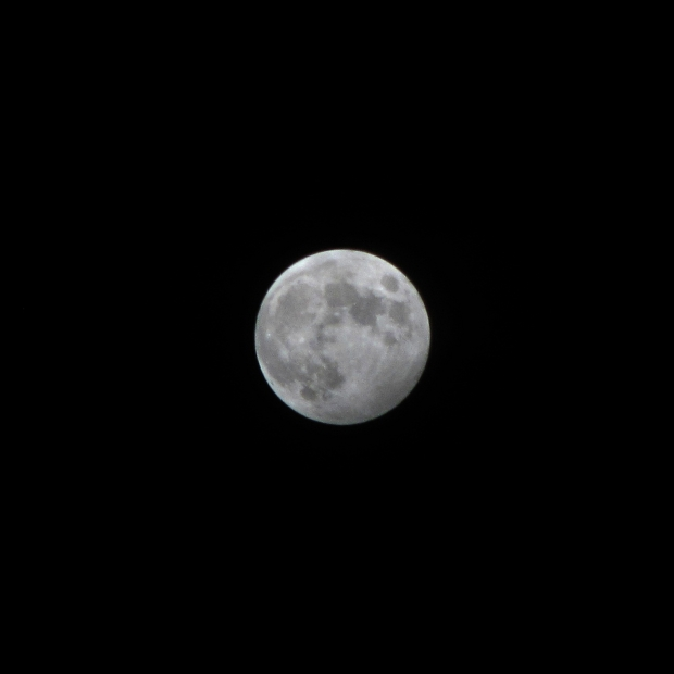 Penumbral Eclipse of Hunters Moon
