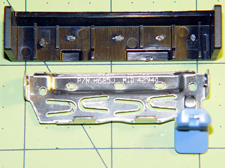 Optiplex 980 Pci Card Clamp Cover Repair