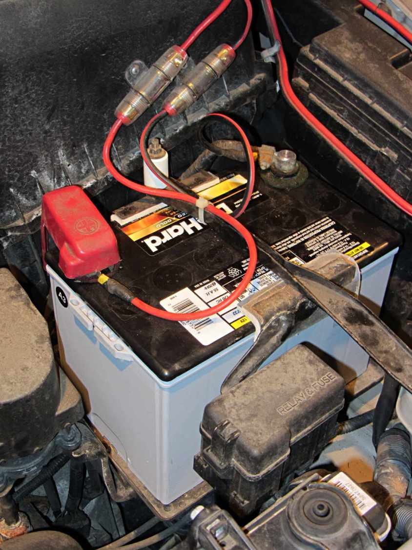 Toyota Sienna - short Group 34 battery