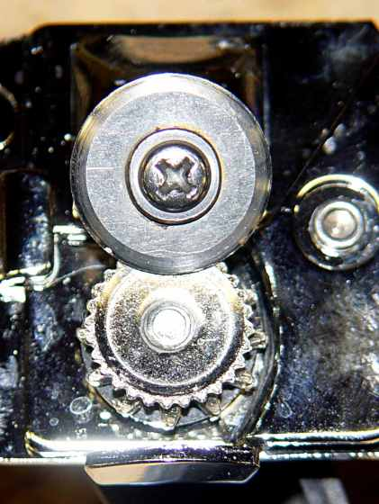 Can opener - drive gear misalignment