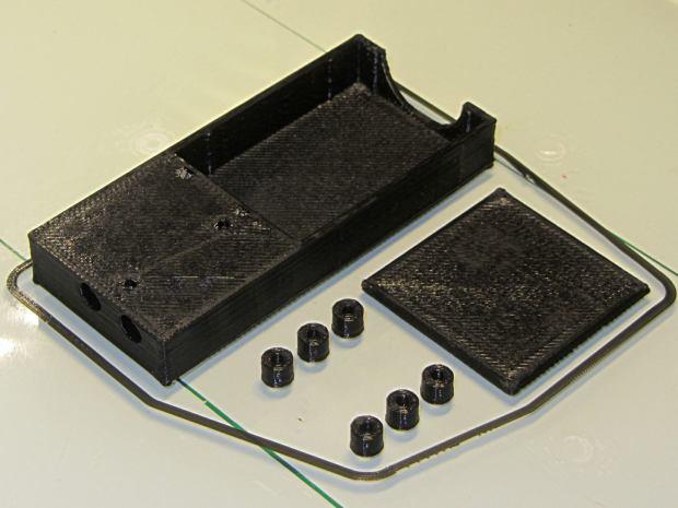 Sony NP-BX1 Holder - on platform