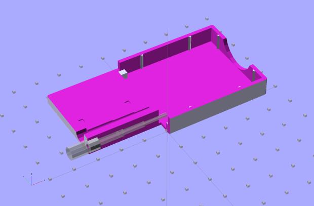 NB-6L Holder - show layout