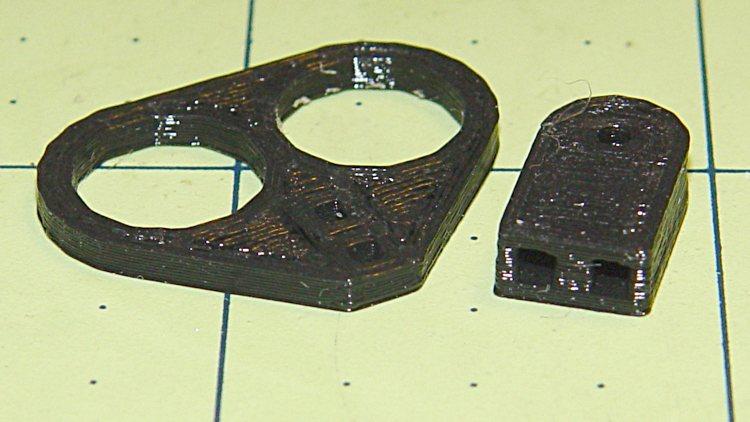 LED holder parts