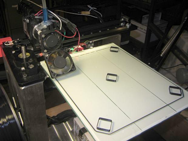 M2 Platform Leveling - thinwall open box layout