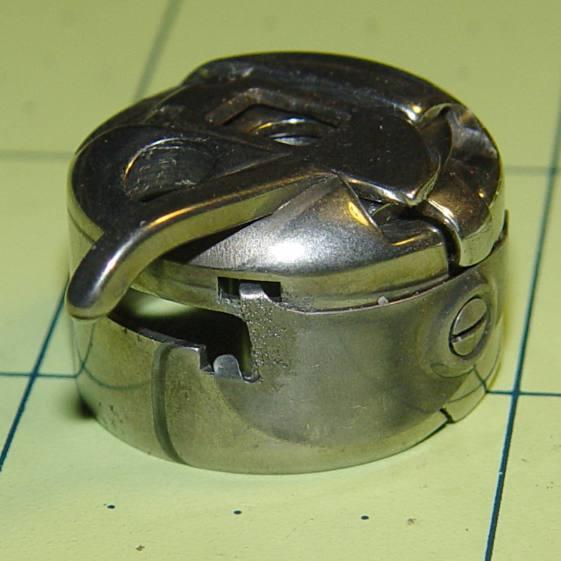 Kenmore bobbin case - restored