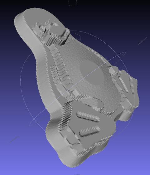 Tux-Gradient - Solid Model - STL