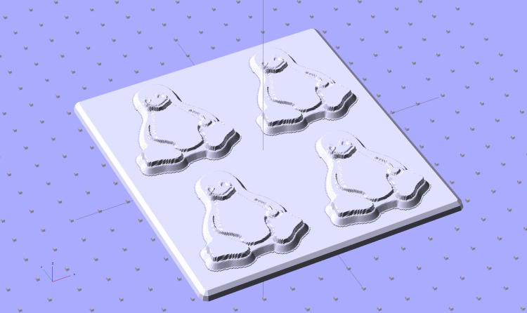 Tux Hi Profile - Framework 2x2