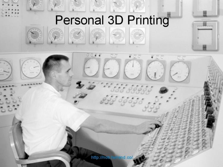 3D Printing 2014 - Personal 3D Printing