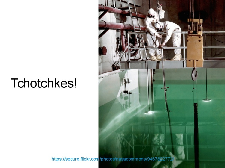 3D Printing 2014 - Tchotchkes