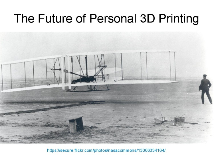 3D Printing 2014 - The Future