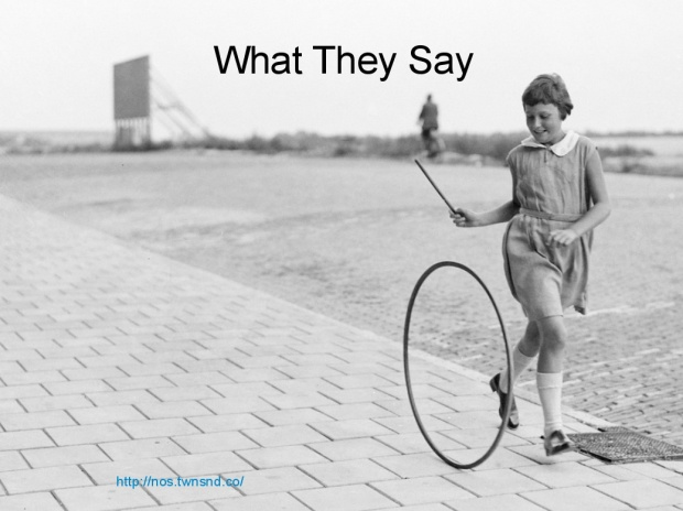 3D Printing 2014 - What They Say