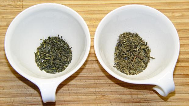 Japanese vs Chinese Sencha Green Tea
