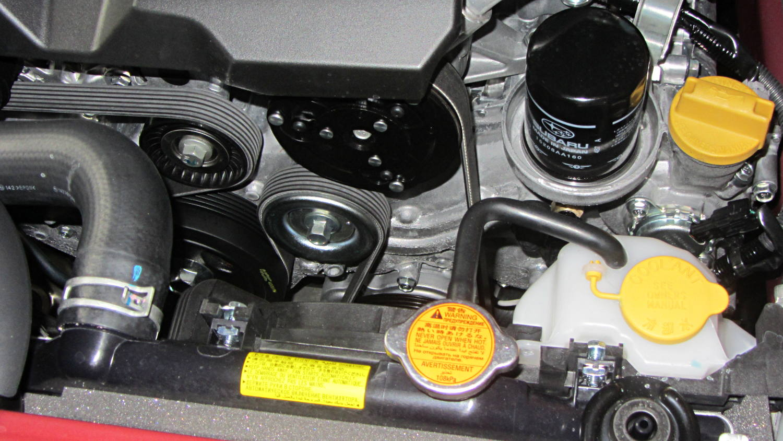 Subaru Forester Manual: Oddities