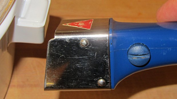 Nouveau Ceramic Pan - handle locked