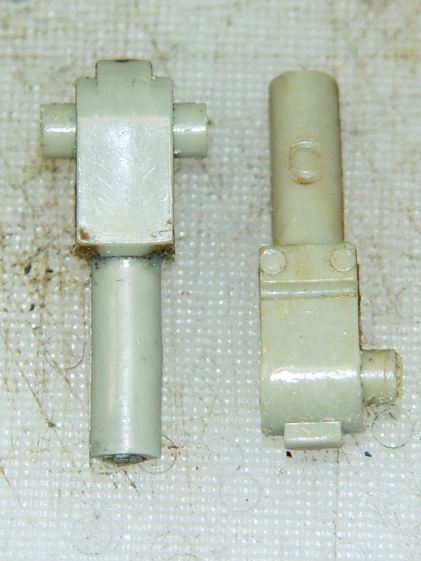 Kenmore 158 - plastic pivot pins