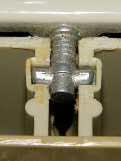 Kenmore 158 - steel pivot pin