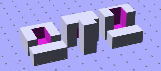 Fit Test Blocks - build view